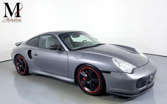2003 Porsche 911 Turbo:24 car images available