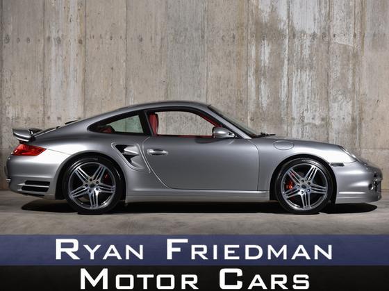 2008 Porsche 911 Turbo:24 car images available