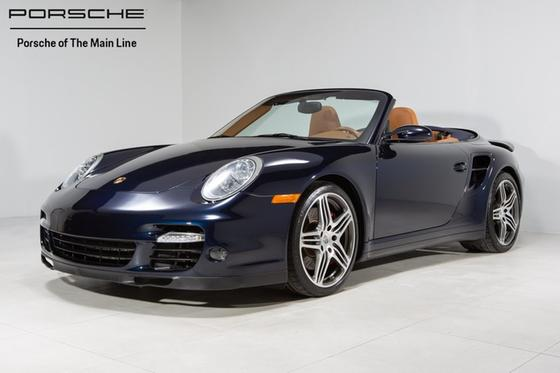 2008 Porsche 911 Turbo:23 car images available