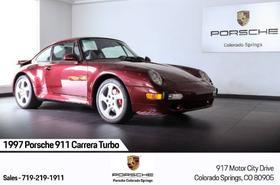 1997 Porsche 911 Turbo:24 car images available