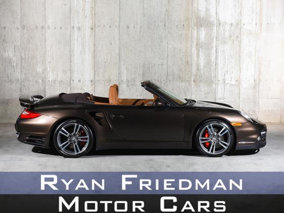 2010 Porsche 911 Turbo:24 car images available
