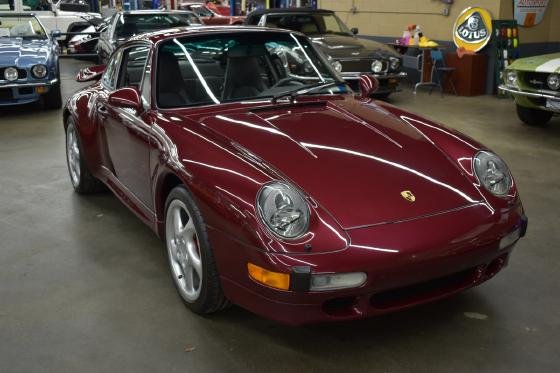 1997 Porsche 911 Turbo:12 car images available