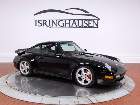 1996 Porsche 911 Turbo:19 car images available