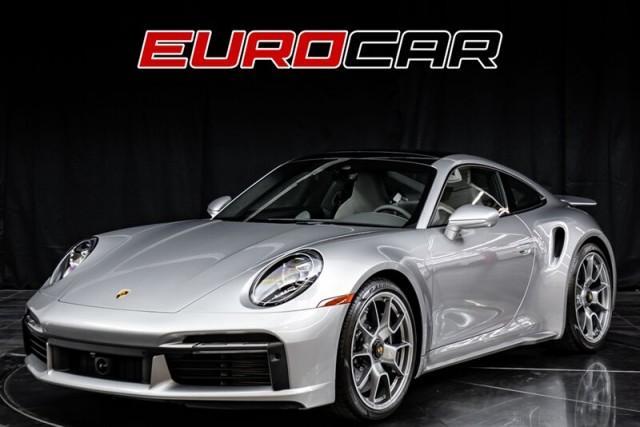 2021 Porsche 911 Turbo:24 car images available