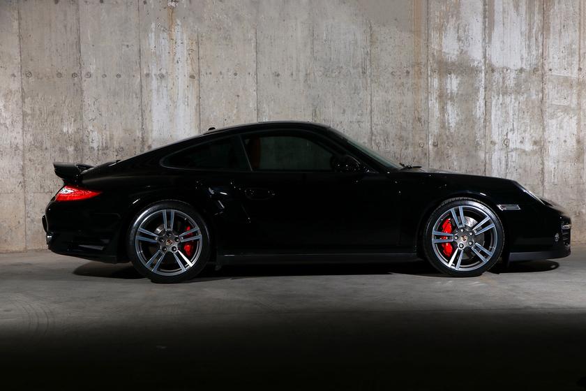 2011 Porsche 911 Turbo