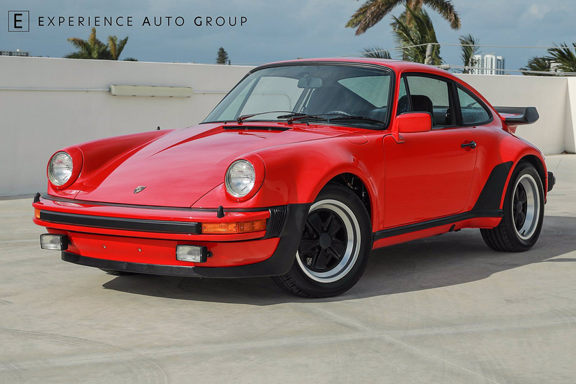 1979 Porsche 911 Turbo:24 car images available