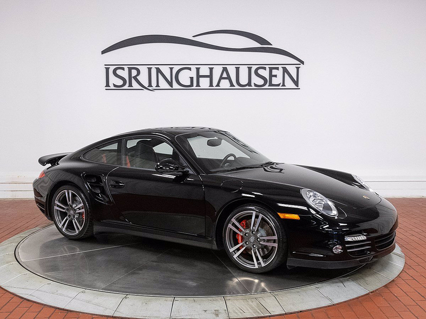 2010 Porsche 911 Turbo:21 car images available