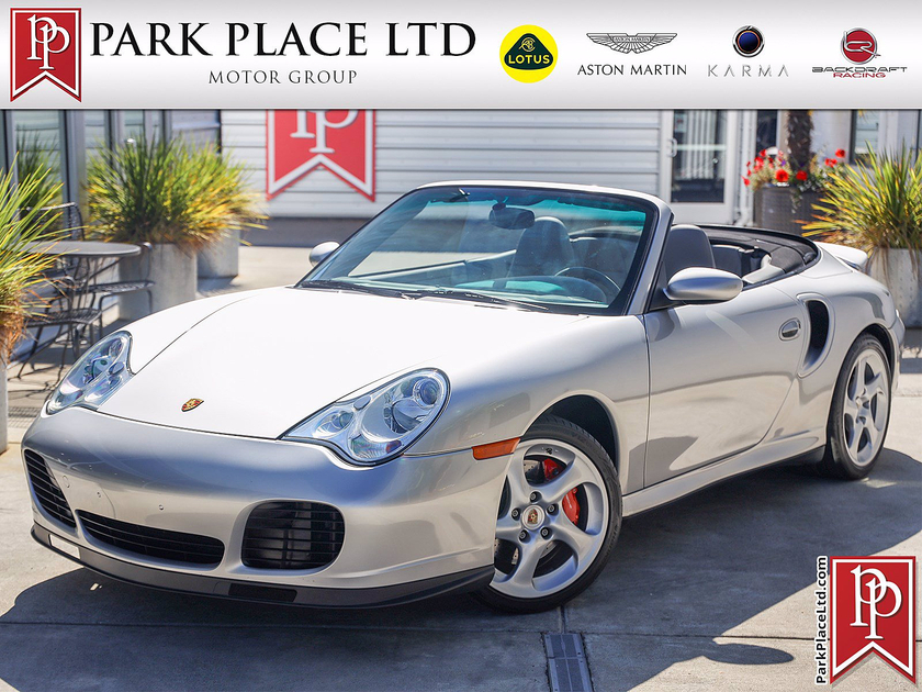 2004 Porsche 911 Turbo:24 car images available