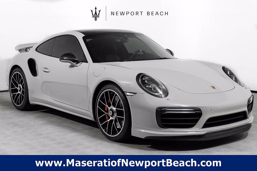 2018 Porsche 911 Turbo:24 car images available