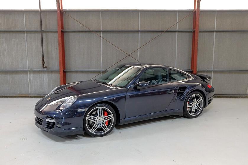 2007 Porsche 911 Turbo:24 car images available