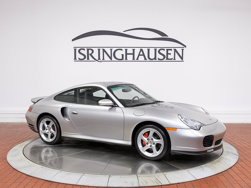 2003 Porsche 911 Turbo:18 car images available