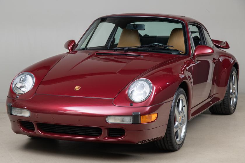 1996 Porsche 911 Turbo:12 car images available