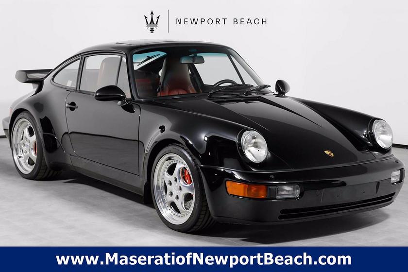 1994 Porsche 911 Turbo:24 car images available