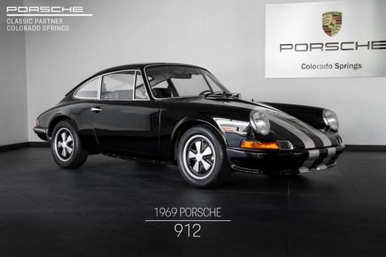 1969 Porsche 912 :24 car images available