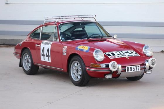 1968 Porsche 912