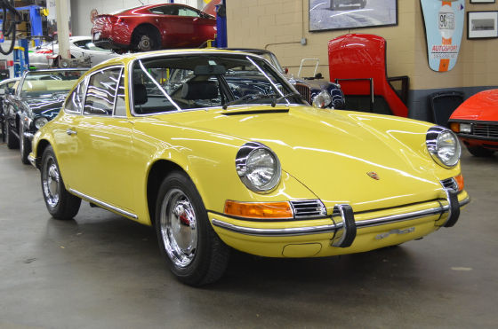 1969 Porsche 912 :10 car images available