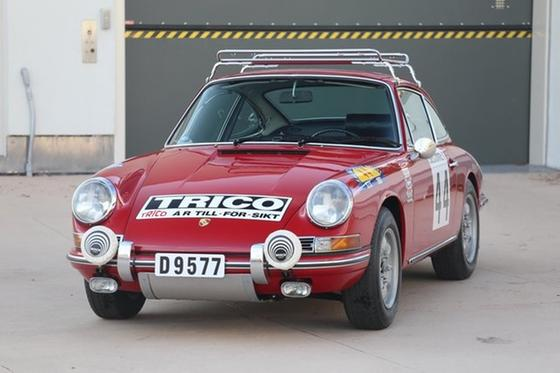 1968 Porsche 912 :24 car images available