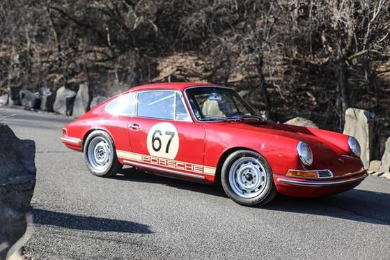 1967 Porsche 912 Coupe