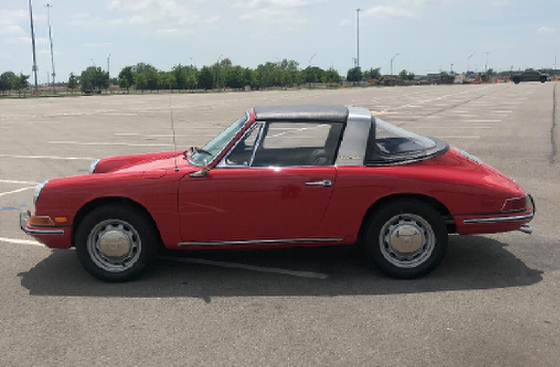 1968 Porsche 912 Coupe:24 car images available