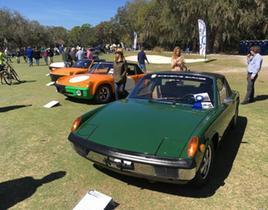 1970 Porsche 914 -6:24 car images available