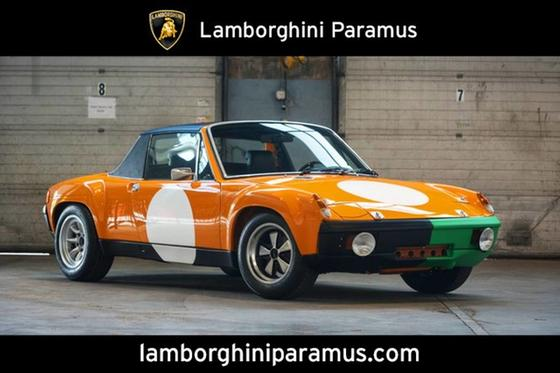 1972 Porsche 914 -6:24 car images available