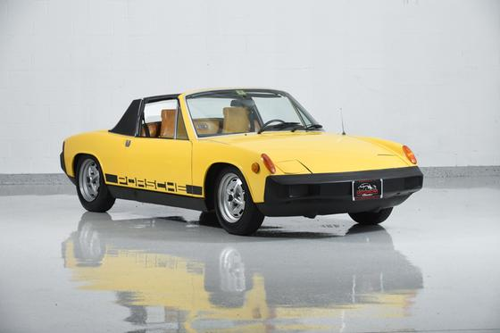 1976 Porsche 914 :24 car images available