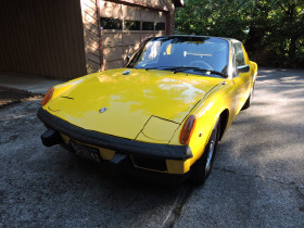 1974 Porsche 914 :6 car images available