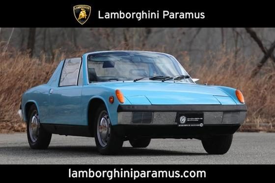 1973 Porsche 914 :24 car images available