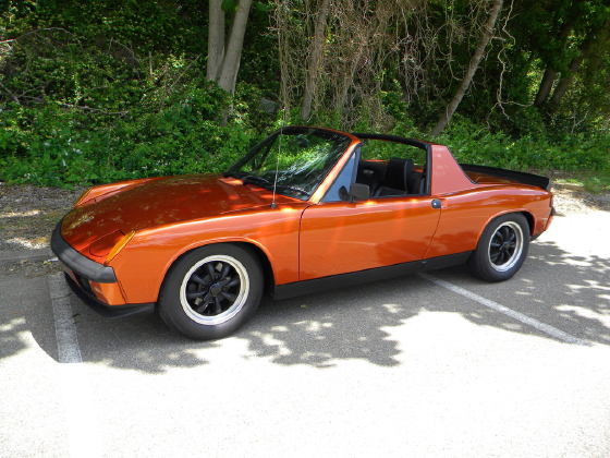 1973 Porsche 914 :12 car images available