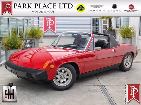 1975 Porsche 914 :24 car images available