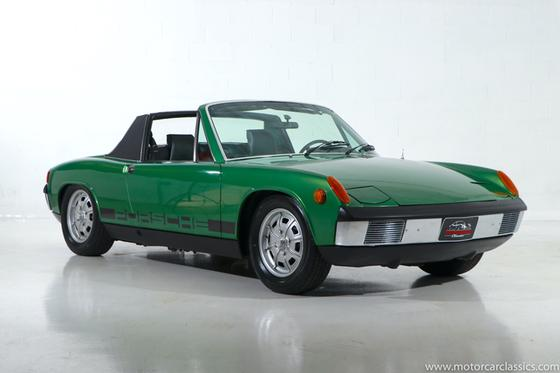 1970 Porsche 914 :24 car images available