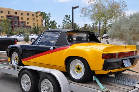 1975 Porsche 914 :12 car images available