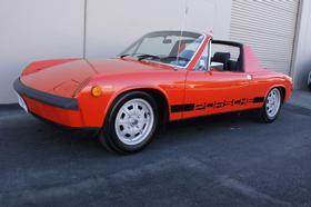 1971 Porsche 914 1.7:24 car images available