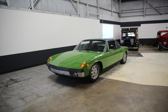 1971 Porsche 914 1.7:9 car images available