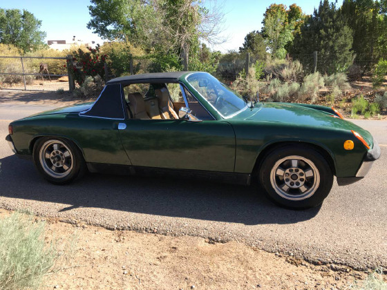 1972 Porsche 914 1.7:9 car images available