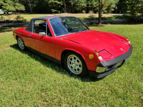 1973 Porsche 914 1.7