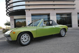 1974 Porsche 914 2.0:8 car images available