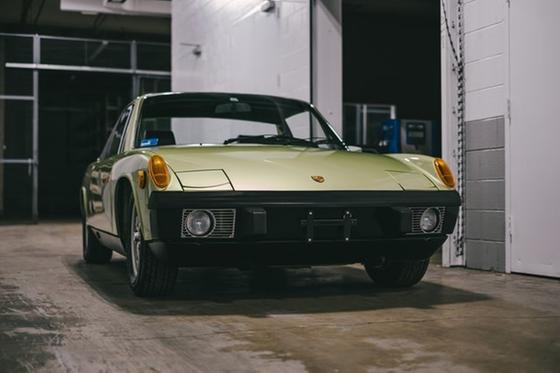 1974 Porsche 914 2.0:24 car images available