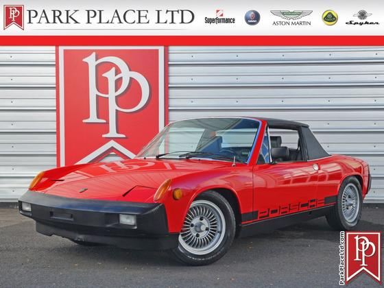 1975 Porsche 914 Targa:24 car images available