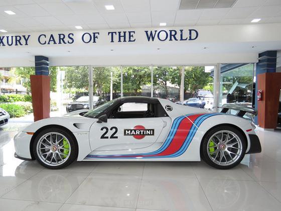 2015 Porsche 918 Spyder:24 car images available