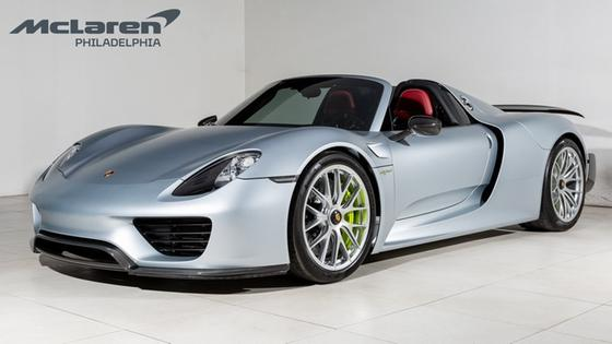 2015 Porsche 918 Spyder:21 car images available