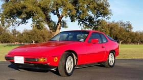 1987 Porsche 924 S:5 car images available
