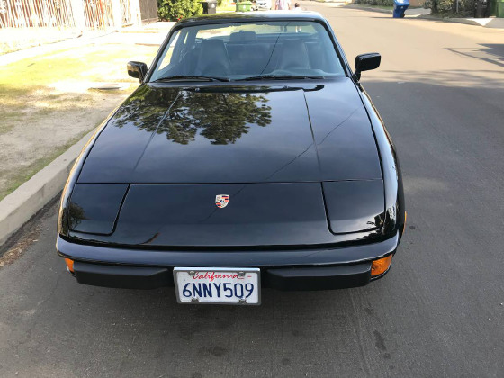 1987 Porsche 924 S:6 car images available