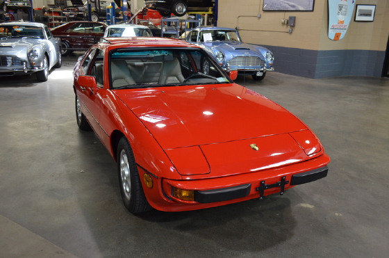 1988 Porsche 924 S:24 car images available
