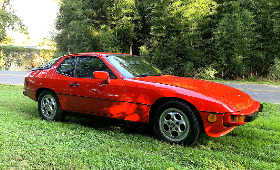 1987 Porsche 924 S:12 car images available