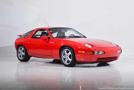 1995 Porsche 928 GTS:24 car images available