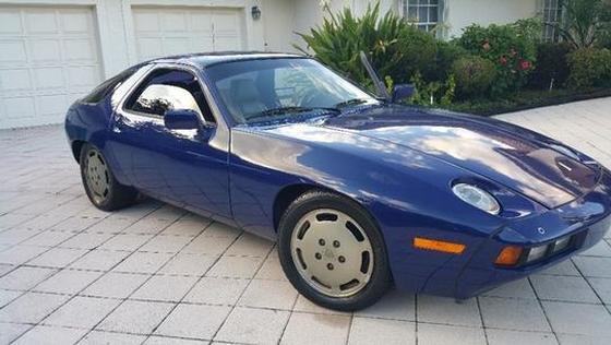 1983 Porsche 928 S:5 car images available
