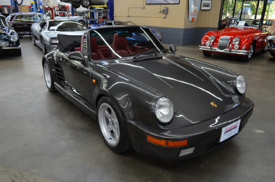 1989 Porsche 930 Turbo Cabriolet:12 car images available