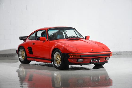 1988 Porsche 930 Turbo Slant Nose:24 car images available