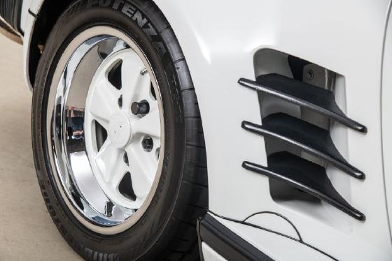 1986 Porsche 930 Turbo Slant Nose